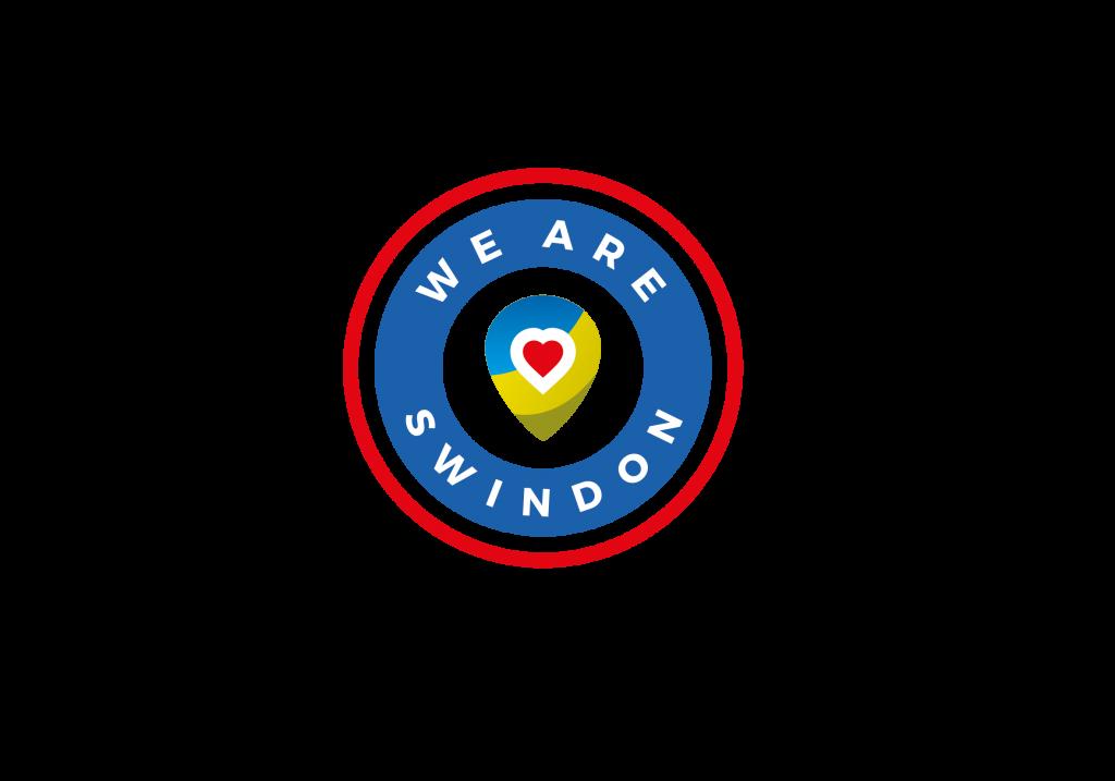 We Are Swindon pin logo