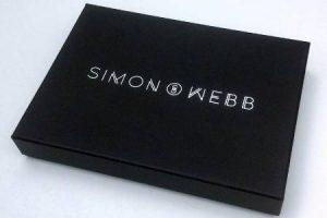 Artisan Simon Webb Gift Box