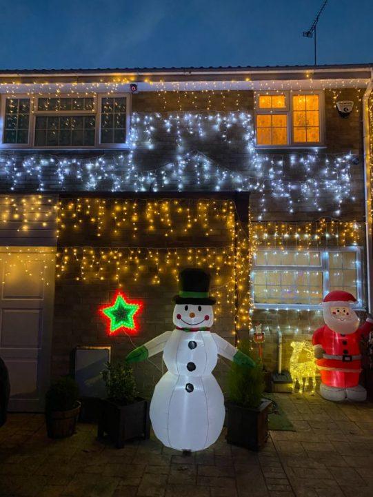 Christmas in Swindon Paula Kader photo