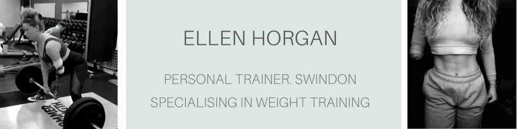 Ellen Horgan Personal Trainer We Are Swindon