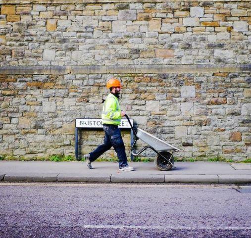 Swindon photographer Matthew Perry
