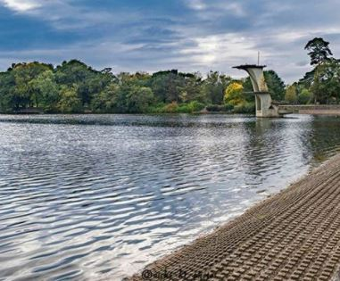 Nick Smith photography - Coate Water We Are Swindon
