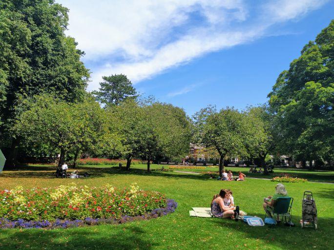 Town Gardens, Swindon. Photo by We Are Swindon