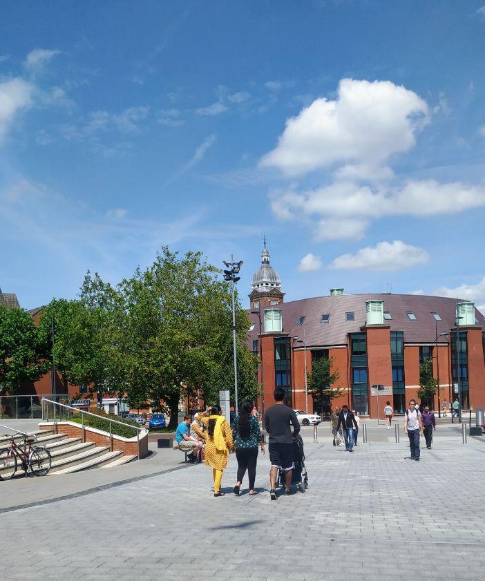 Swindon Town Centre We Are Swindon