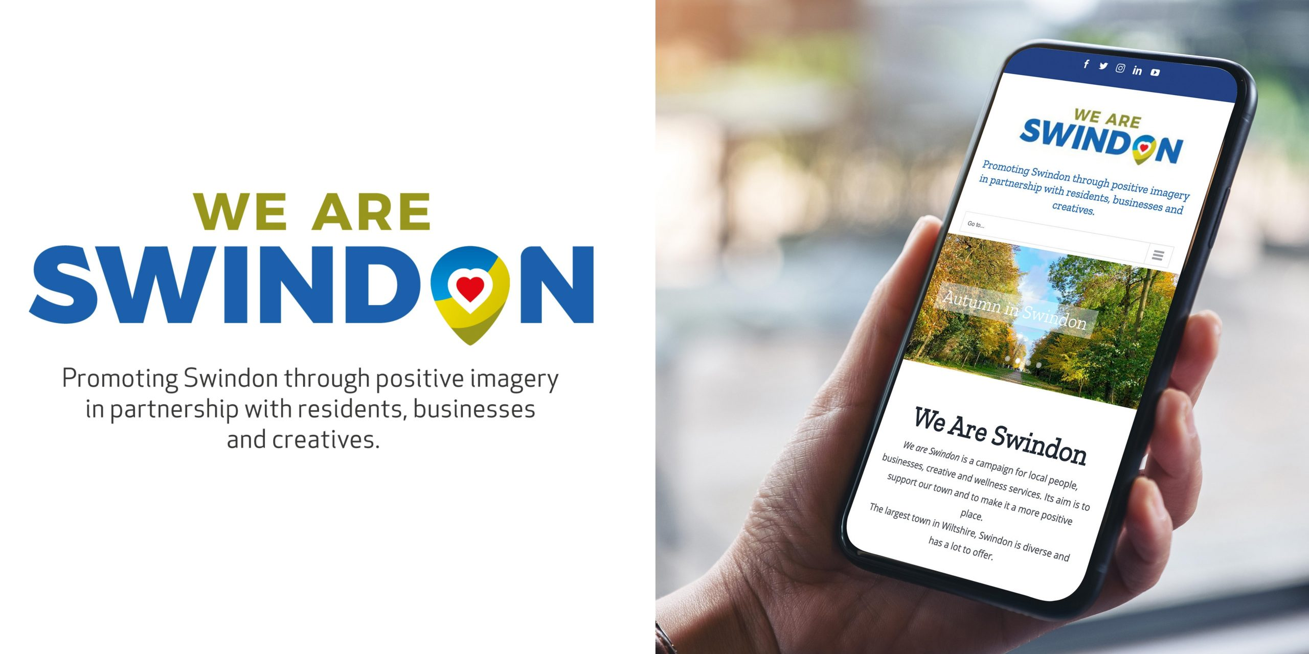 Advertise your business with We Are Swindon