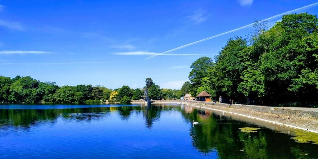 Coate Water Swindon
