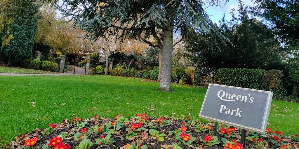 Queen's Park Swindon November 2020