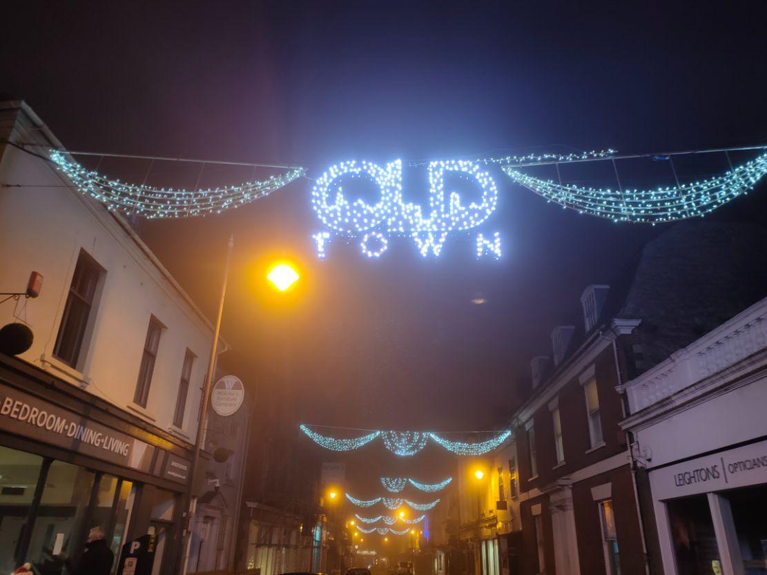 Christmas in Swindon We Are Swindon December 2020