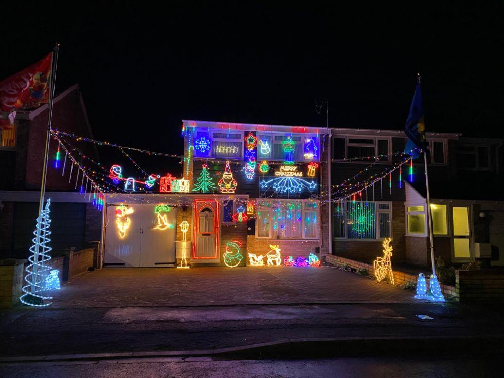 Christmas in Swindon. We Are Swindon. 2020