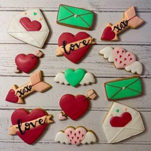 SED Developments Swindon Valentines day cutters