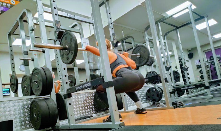 We Are Swindon personal trainer Ellen Horgan