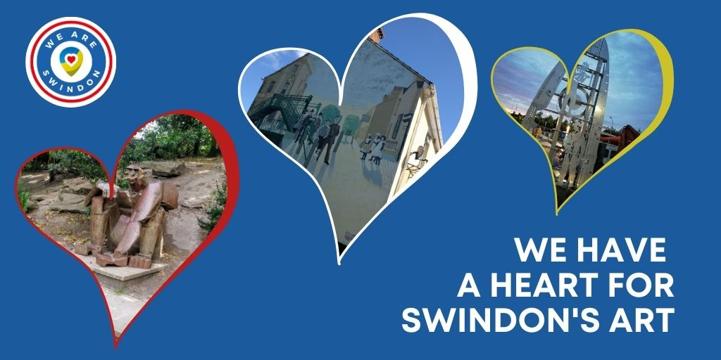 Swindon We have a heart for Swindon's Art