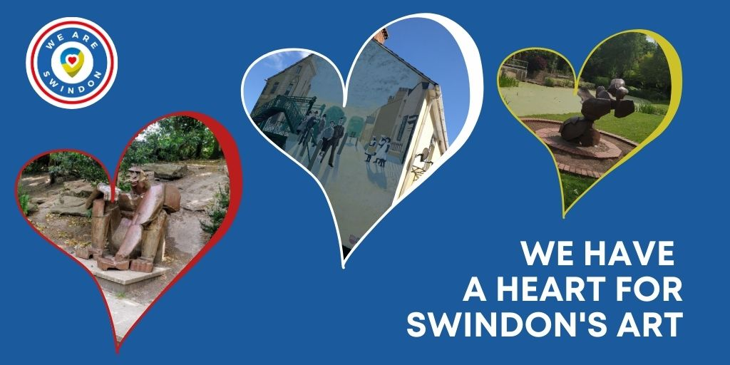 We have a heart for Swindon's Art