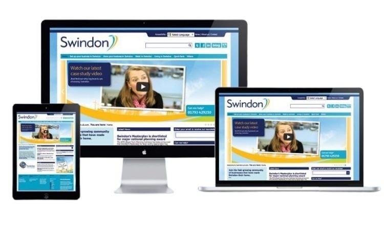 We Are Swindon Michelle Jones SwindonUK Campaign Website