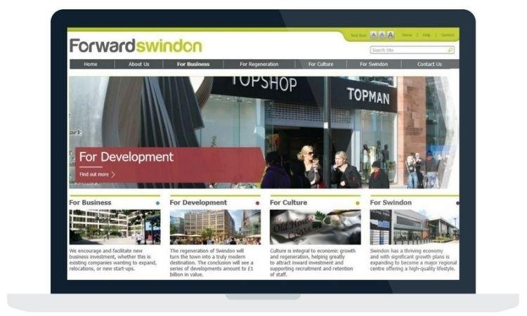 We Are Swindon Michelle Jones Forward Swindon Ltd Website