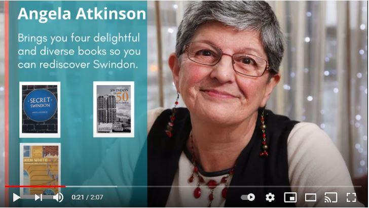 Born Again Swindonian Angela Atkinson We Are Swindon
