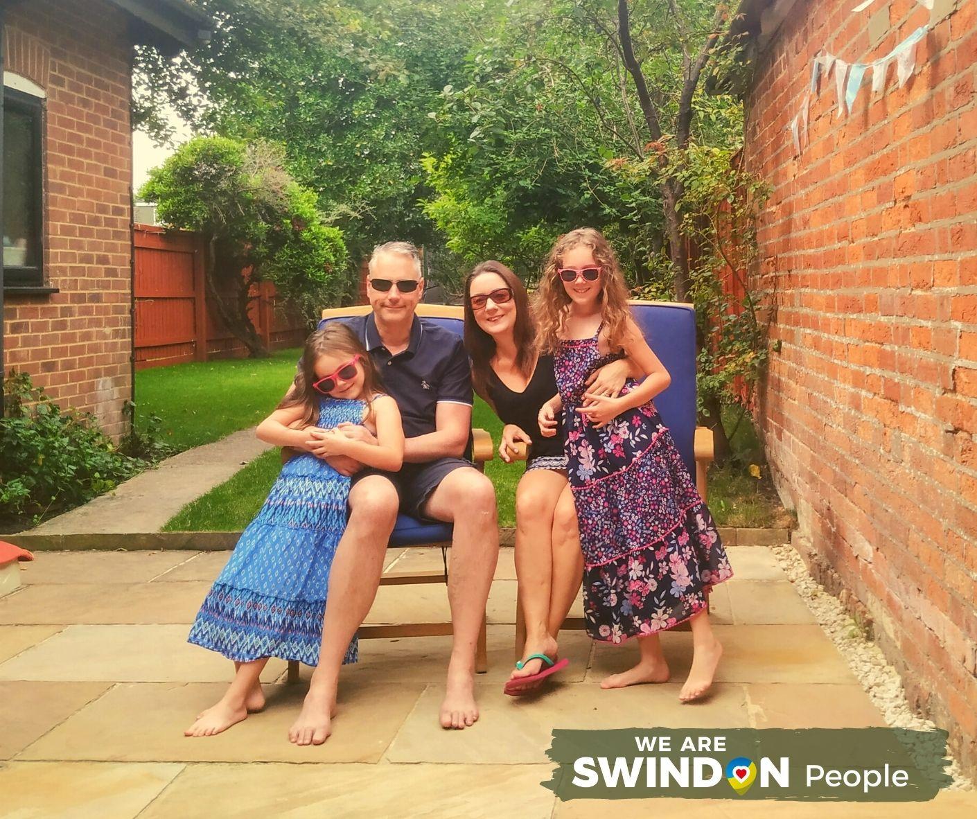 We Are Swindon People Michelle Jones