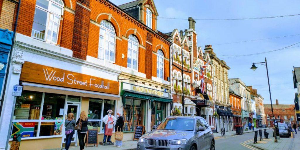 Old Town Swindon Wood Street