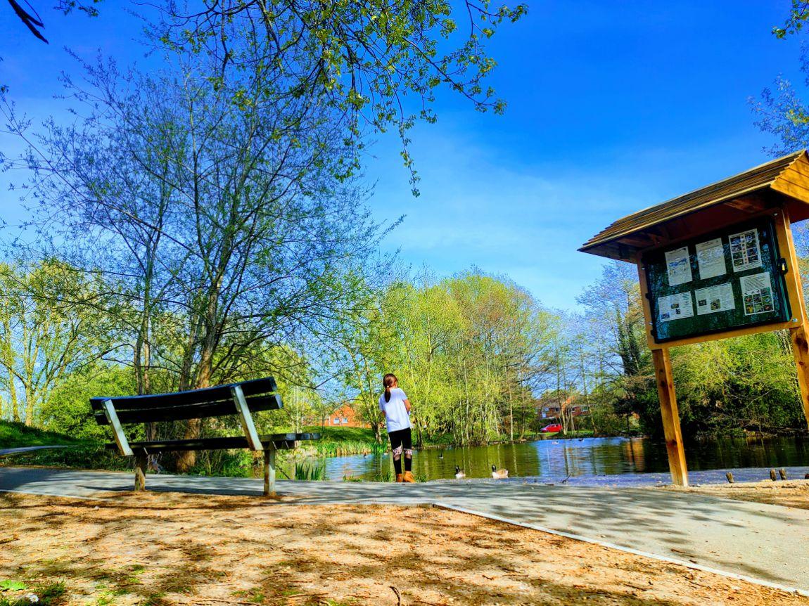 Shaftesbury Lake Swindon