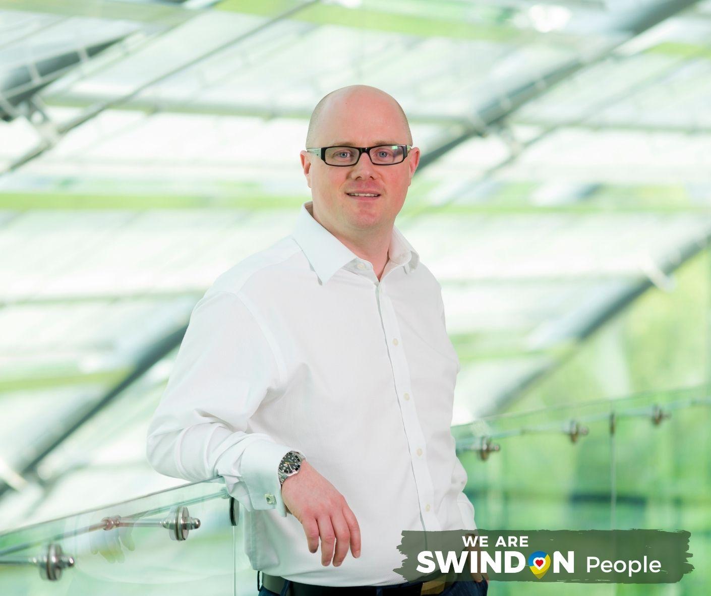 James Phipps We Are Swindon People