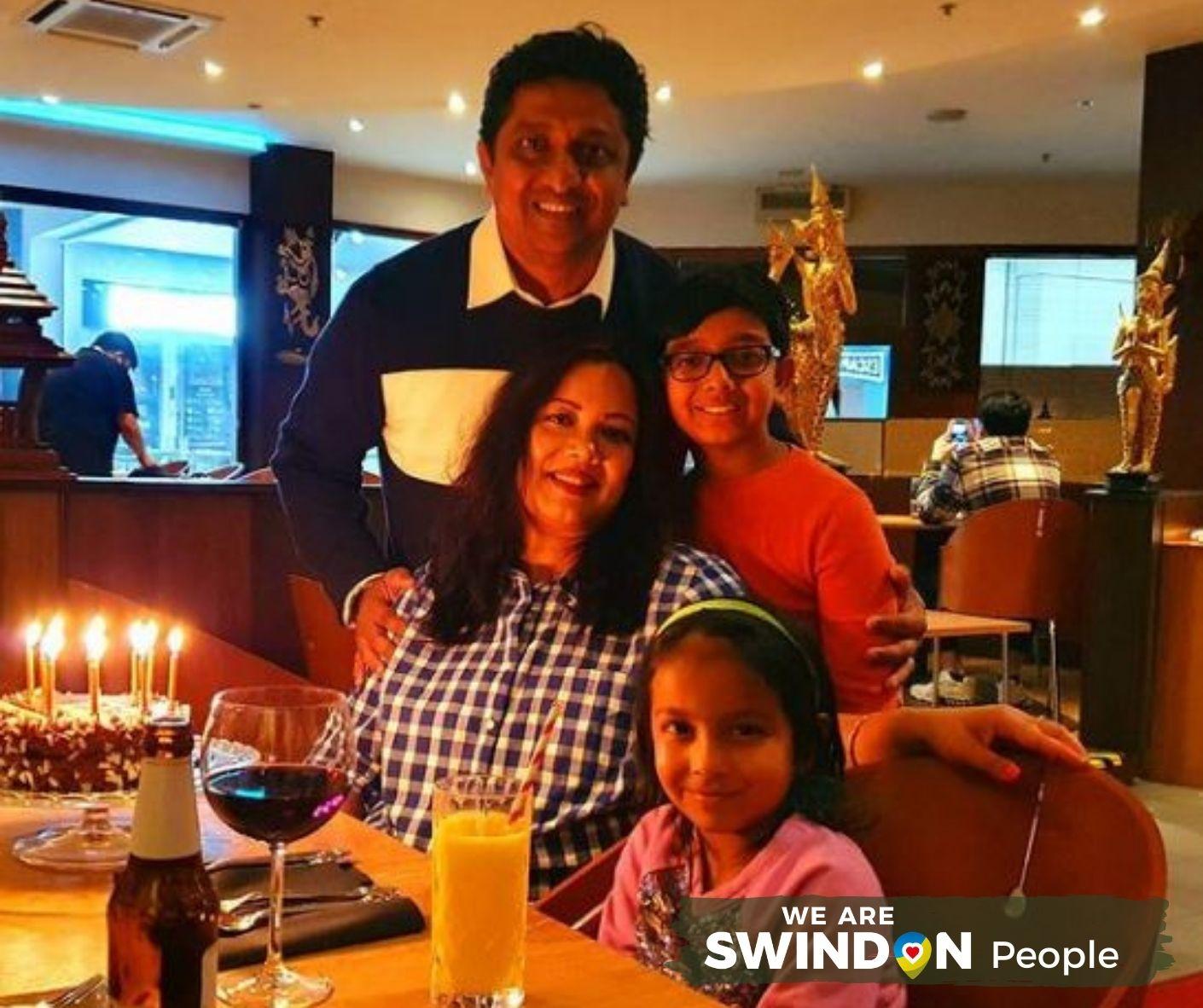 We Are Swindon People Shohini Dutta Kanungo