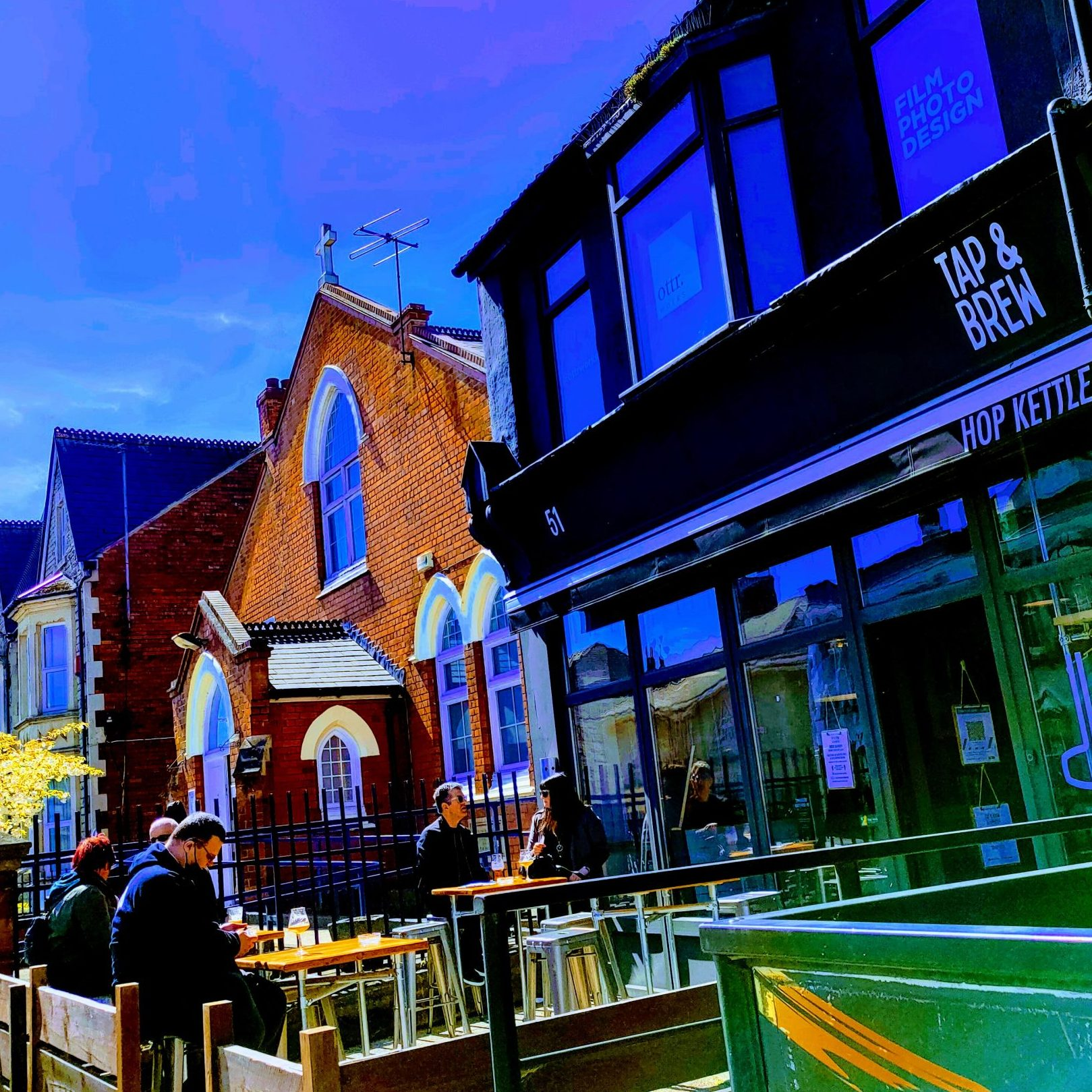 Old Town Swindon Pubs and Bars
