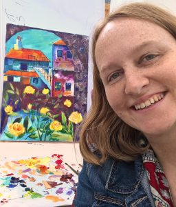 Mary Parsons Art