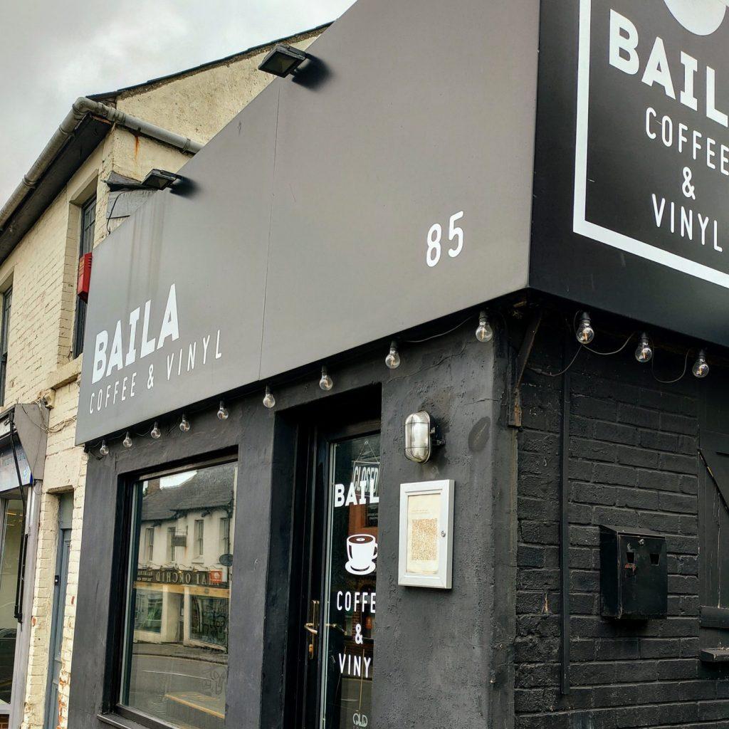 Baila Coffee and Vinyl