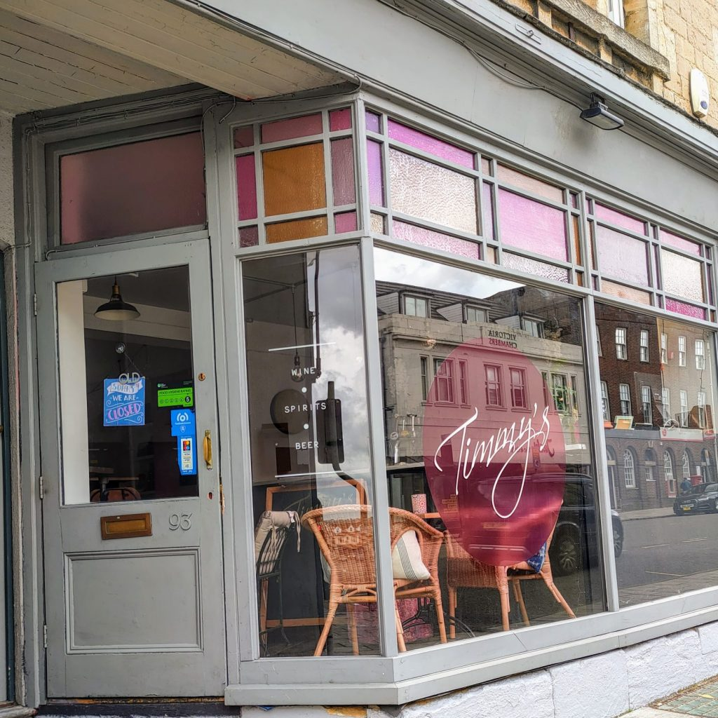 Timmy's Bar Swindon