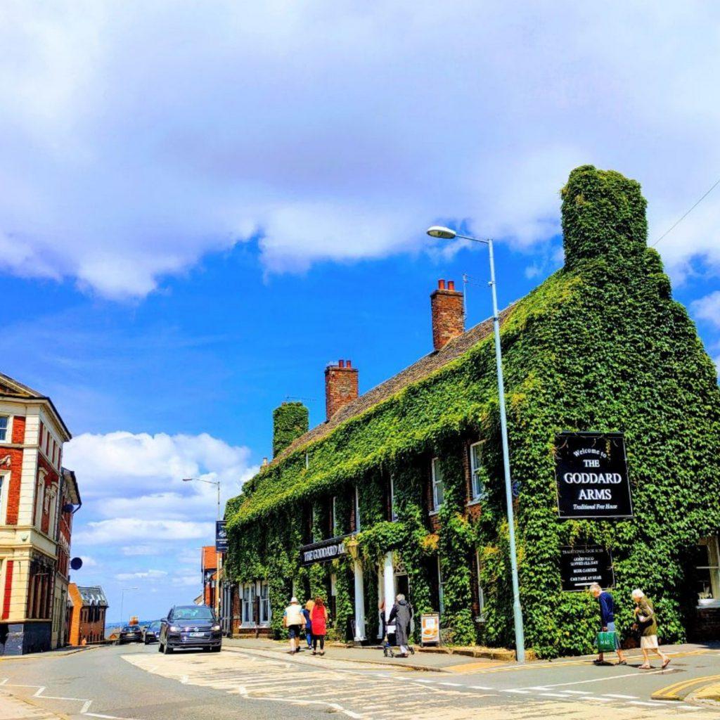 The Goddard's Old Town Swindon